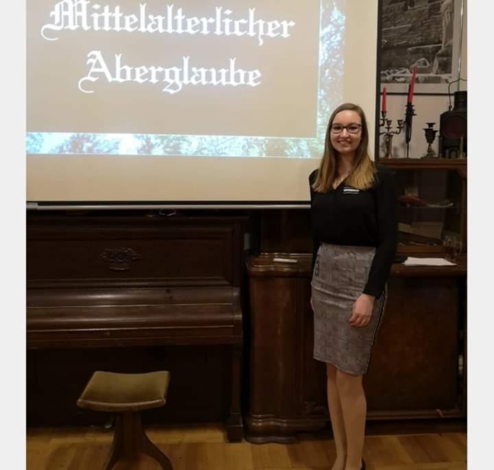Vortrag Mittelalterlicher Aberglaube ADV Minerva