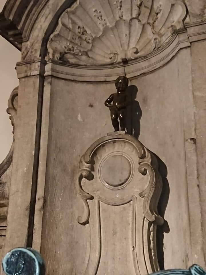 Manneken Pis Brüssel ADV Minerva