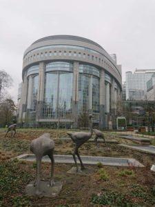 Europaparlament Brüssel ADV Minerva